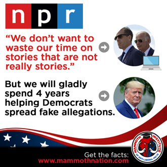 NPR is Fake News