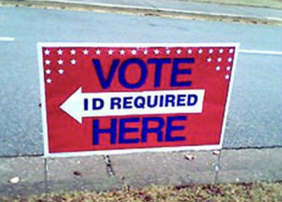 Voter ID helps prevent fraud, no wonder Democrats don't want it