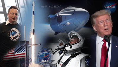 Dawn of the Dragon: SpaceX, Politics and the Final Frontier