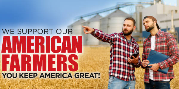 A benefit program that supports a American Farmers