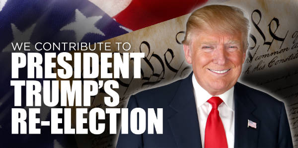 A benefit program that supports re-electing President Trump
